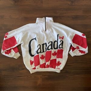 Vintage Canada Sweater